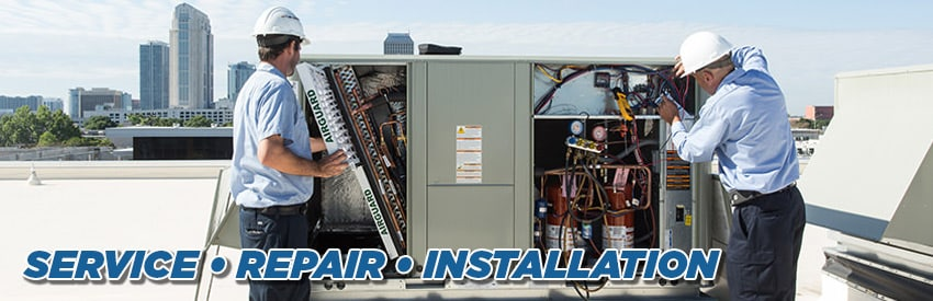 commercial HVAC systems in savannah